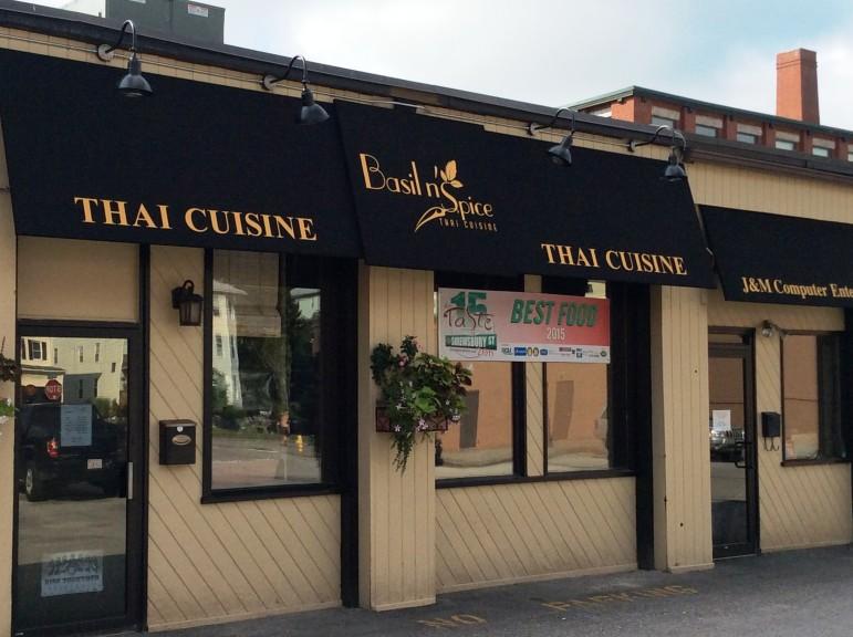 Basil n' Spice, 299 Shrewsbury St.