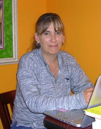 Cafe Reyes weekend manager Maxine Musmon