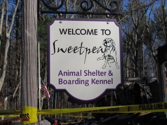 Support has poured in after a devastating fire at Sweetpea animal shelter.