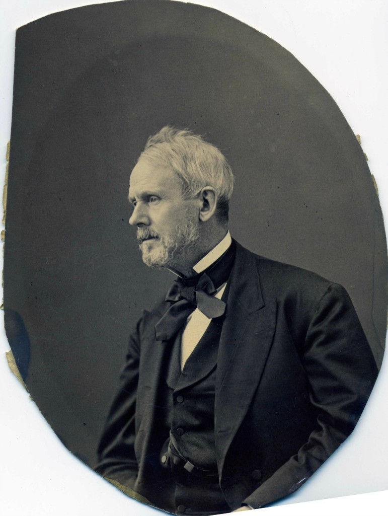 Peter Bacon, Worcester's third mayor and prosecutor in the bombing case.