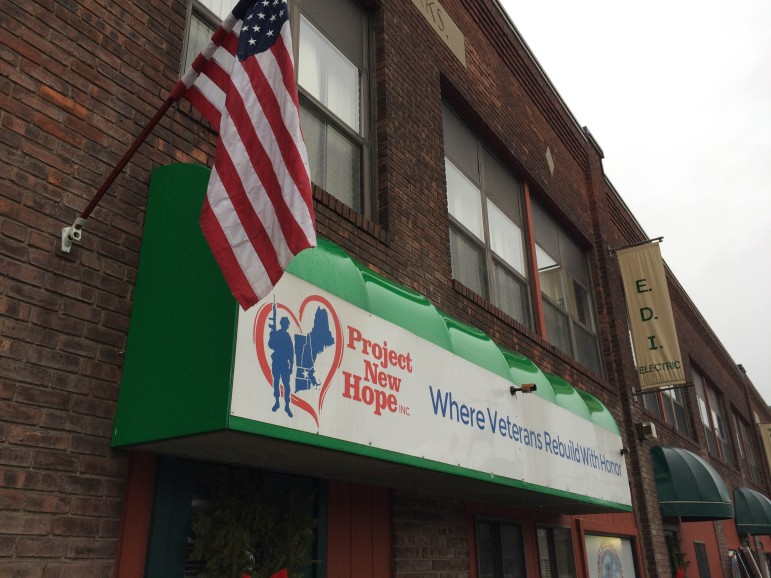 Project New Hope is at 70 James St., and focuses on retreats for veterans dealing with traumatic experiences and their families.