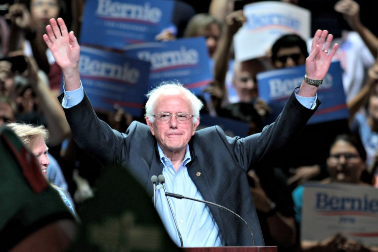 Bernie Sanders knows how to hold a rally, but will his sincerity trump Hillary's lack thereof?