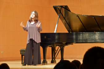 "Simone Dinnerstein will perform Bach's ""Goldberg Variations"" at Tuckerman Hall."
