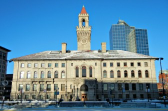 Worcester City Hall