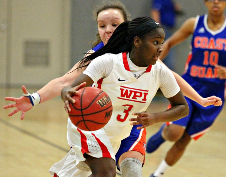 Sophomore Ama Biney of Grafton Hill averaged a team-best 11.1 points per game this season.