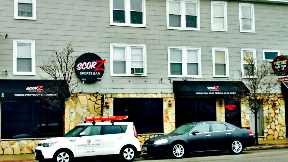 The Pint will take over for Scorz as the next-door neighbor to Victory cigar lounge.