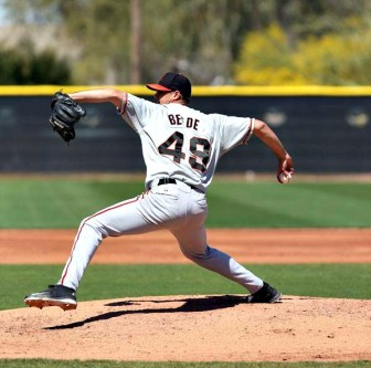 Beede could be called up to the major leagues late this season.