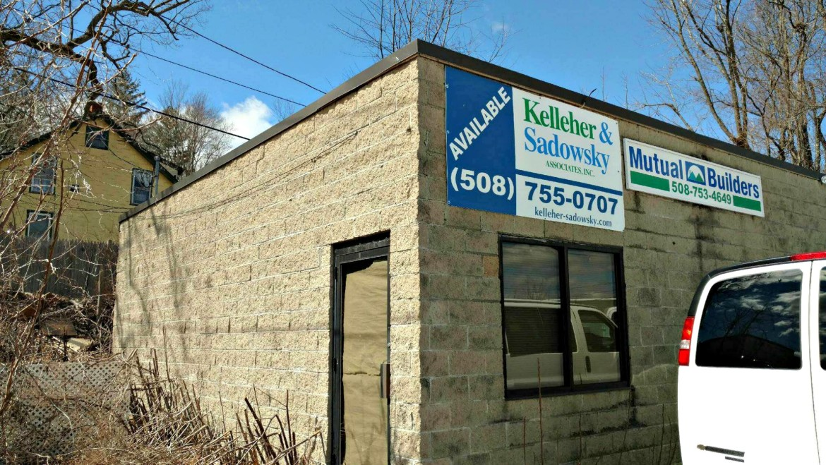 Mutual Builders' 660 Park Ave. office is for sale or lease by Mel Pelletz.