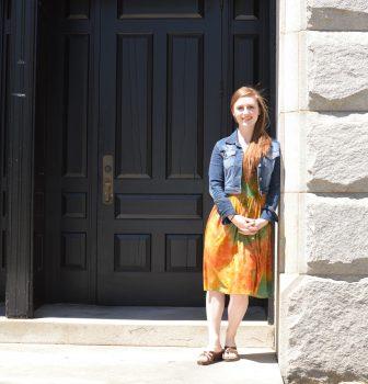 Krissy Truesdale, Clark's latest aspiring social entrepreneur