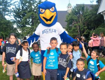 Becker College played host to College Week in 2015.
