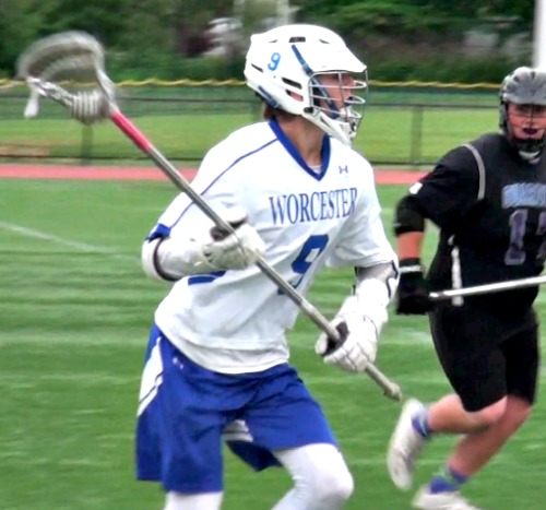 Luke Hanlon is among the Warriors top players.