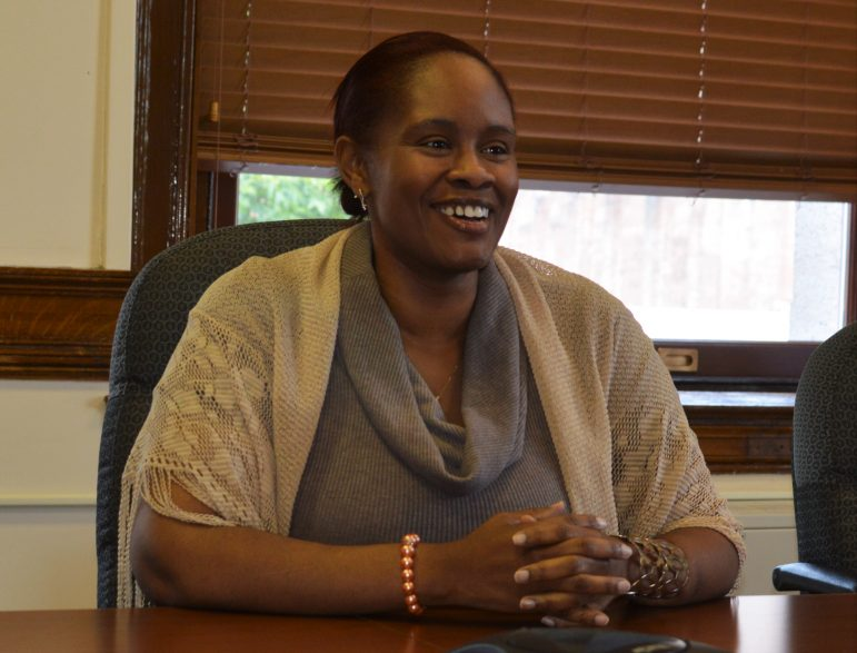 Malika Carter, Worcester chief diversity officer