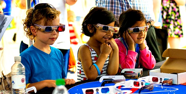 Touch Tomorrow, June 11, features many interactive programs for curious minds of all ages.
