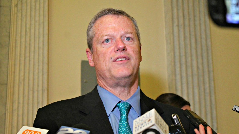 Gov. Charlie Baker's state budget vetoes put him at odds with legislative leaders.