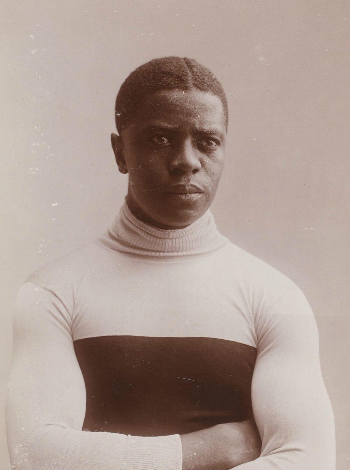 Major Taylor, circa 1907