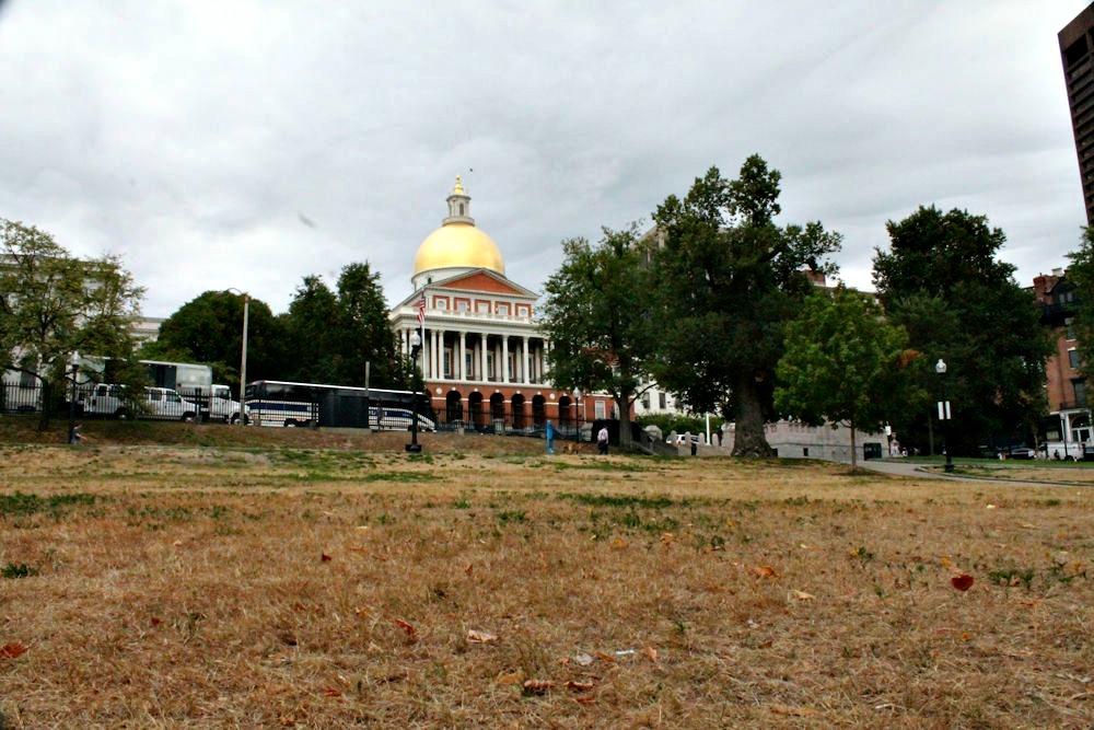 Boston Common, Aug. 10