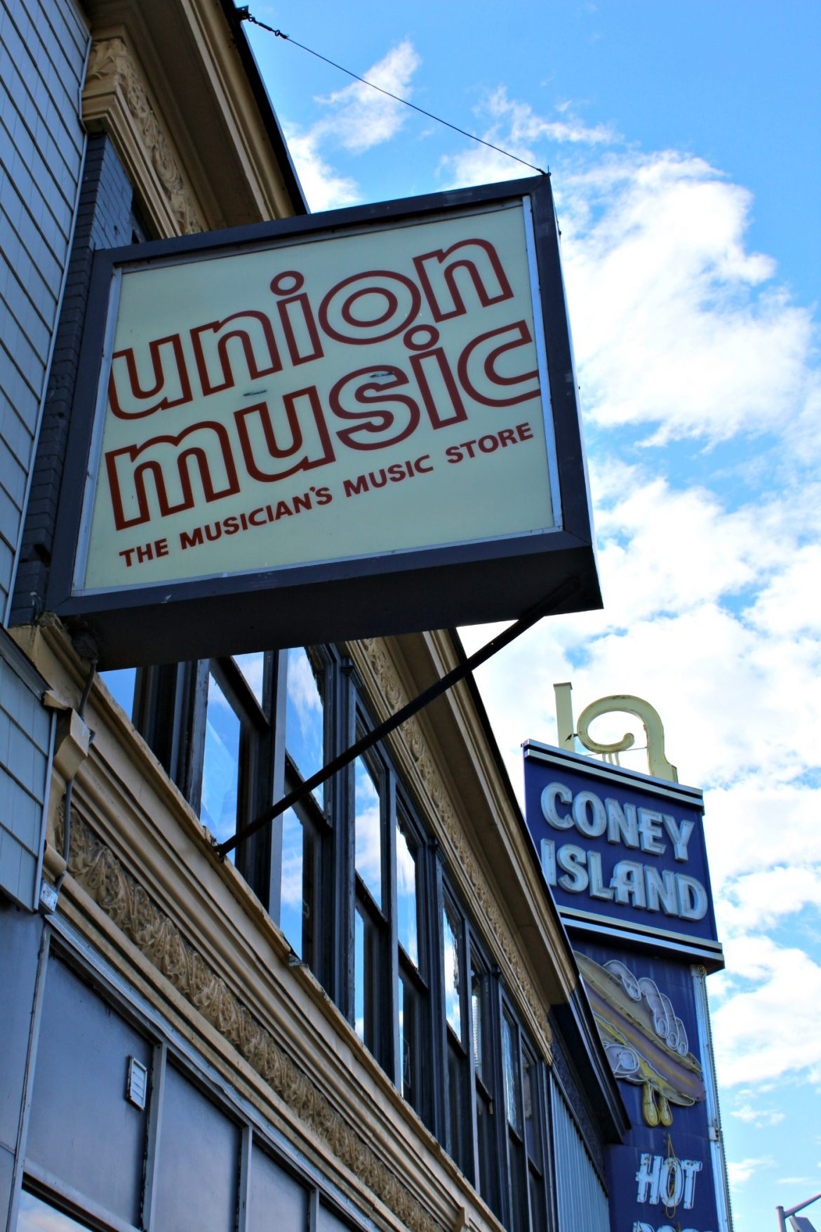 Union Music, 142 Southbridge St.