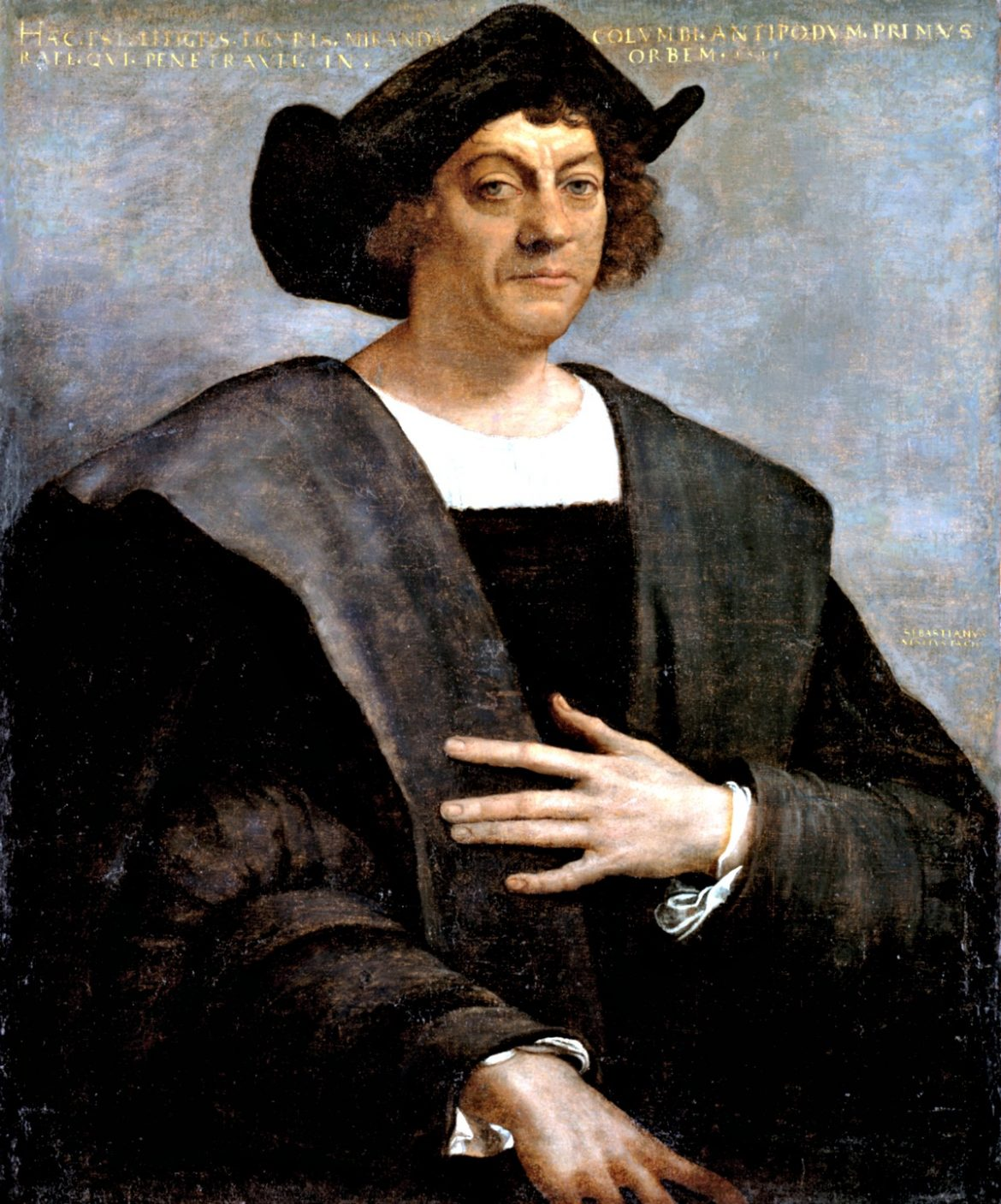 It's his day (Christopher Columbus) ... and Worcester has big plans.