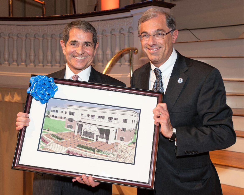 Michael Tsotsis and Francesco Cesareo