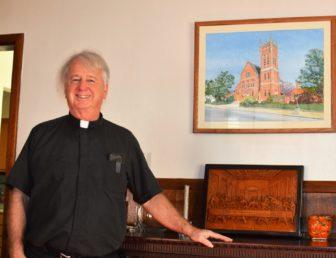 Monsignor Frank Scollen