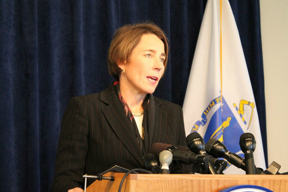 Attorney General Maura Healey launched a hotline for Massachusetts residents to call in response to incidents of harassment following the general election.