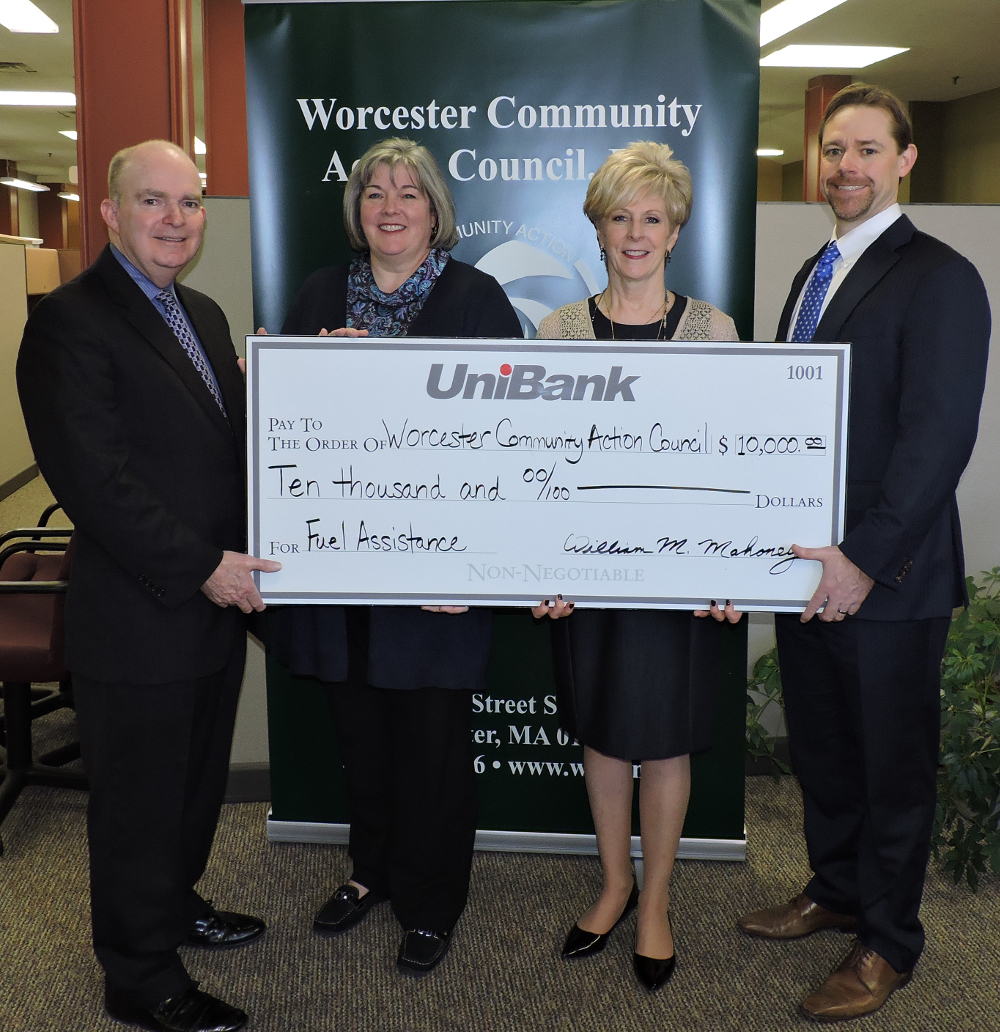 UniBank donation