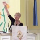 Pastor Judith Hanlon