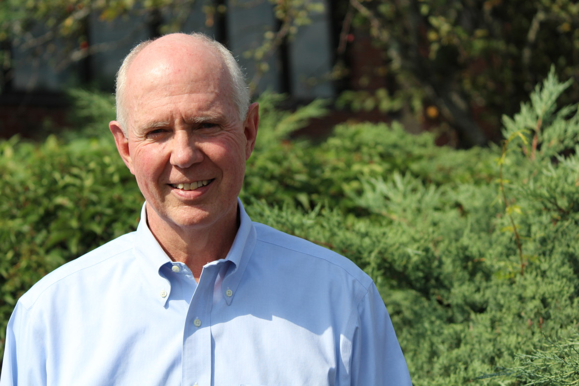 William T. Sharp, CEO of DxNow