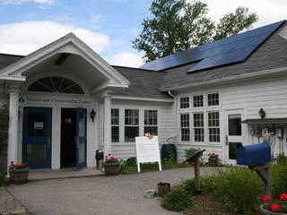 Broad Meadow Brook visitors center