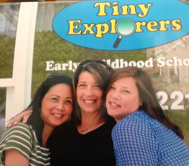 Tiny Explorers Early Childhood School co-owners Evelyn McConville, Jenn Ward and Lisa Prodromidis agreed it was the right time to strike out on their own.