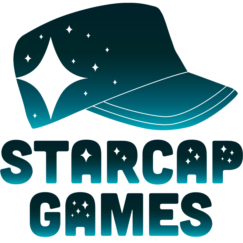 Pat Roughan's Starcap Games launched its website Aug. 31.