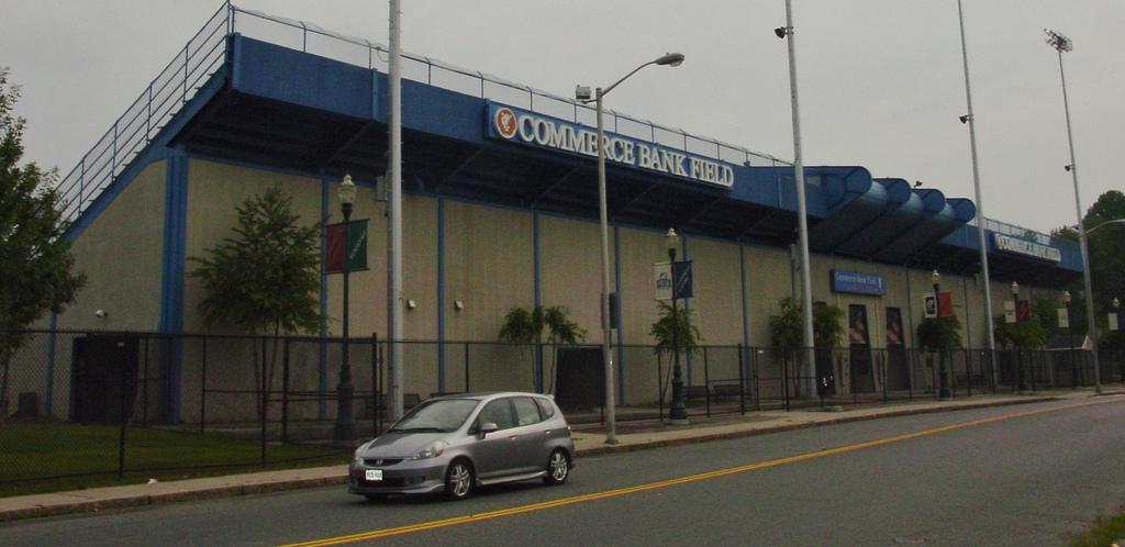 Commerce Bank Field at Foley Stadium