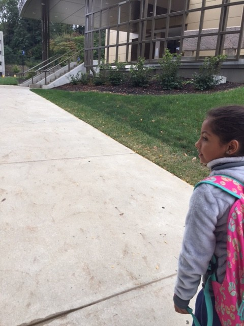 Brooklyn heads to see her tutor at Worcester State. If her mom's plans come to fruition, she may be on her way to a different after-school classroom soon.