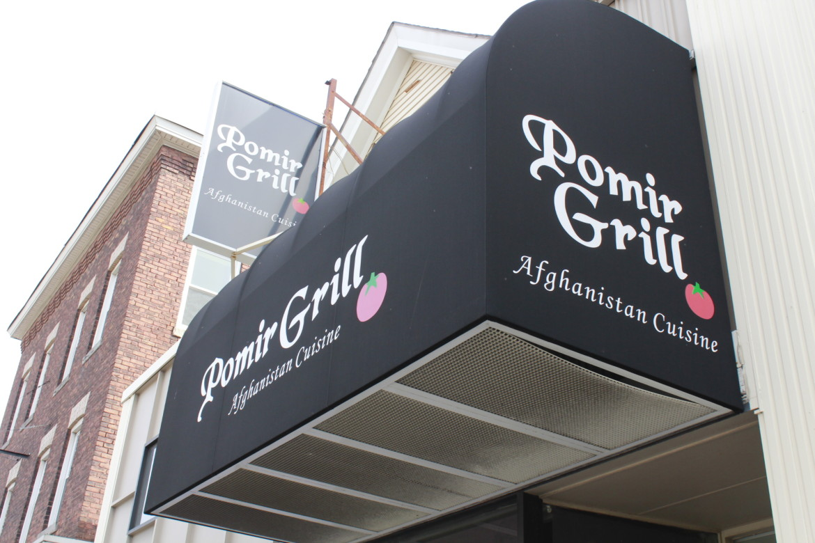 Pomir Grill fills a niche in the always eclectic culinary scene of Shrewsbury Street.
