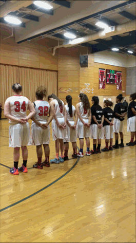 The Main South girls basketball team could use some help with new equipment, including warmup uniforms.