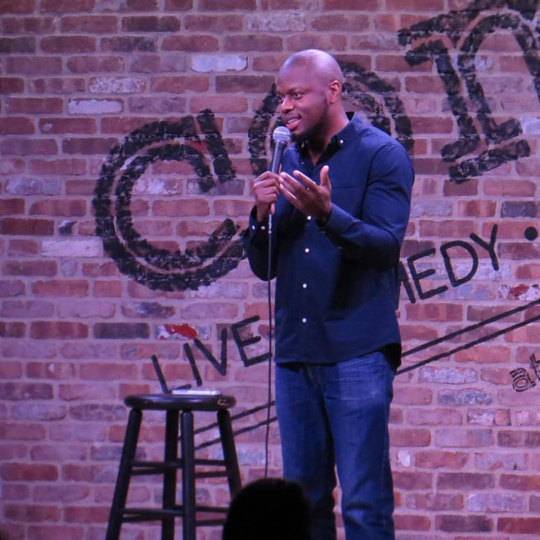 Worcester-bred comedian Orlando Baxter is hosting his annual Toys for Tacoma toy drive/comedy show Wednesday, Dec. 23, at Compass Tavern.