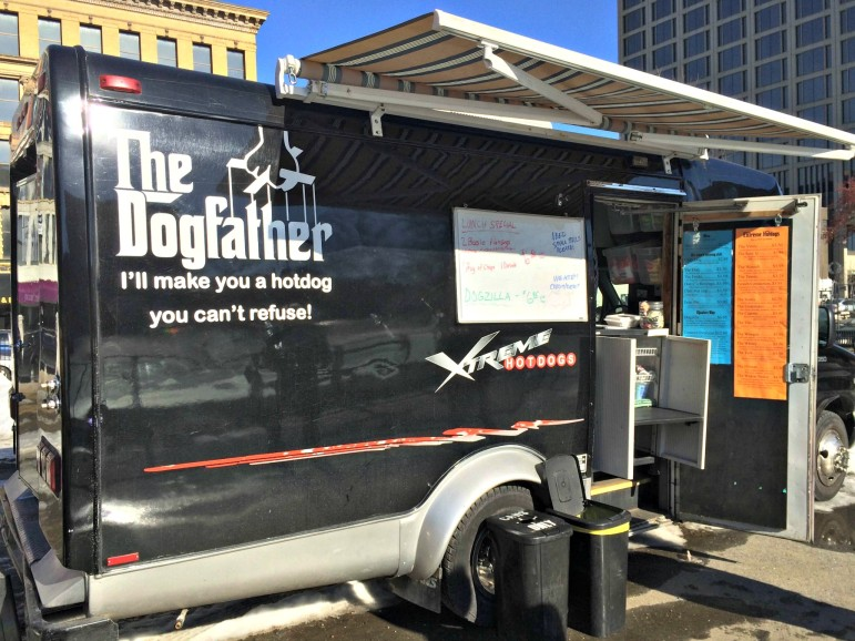The Dogfather is, well, the godfather of Worcester food trucks and its owner is attempting to build a multifaceted business around the popular fleet of hot dog vans.