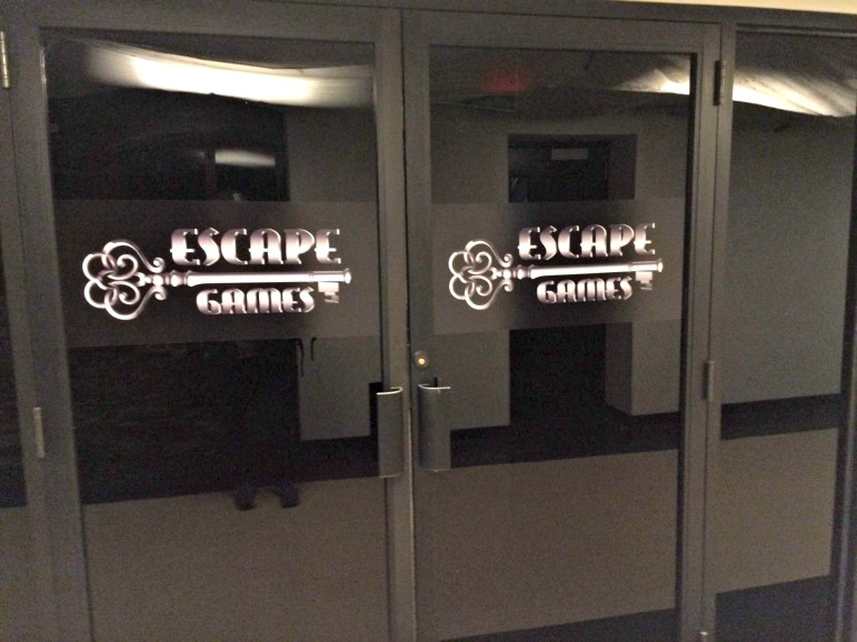 Escape Games on Grove Street invites you to, well, escape. It features different rooms designed to lock in its players until they think their way out.