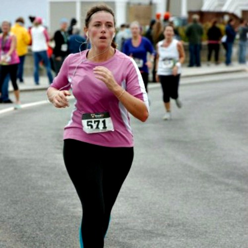 """The 2013 Boston Marathon bombings prompted Kait Maloney, in Abu Dhabi at the time, to say, """"I'm doing this when I get home."""""""