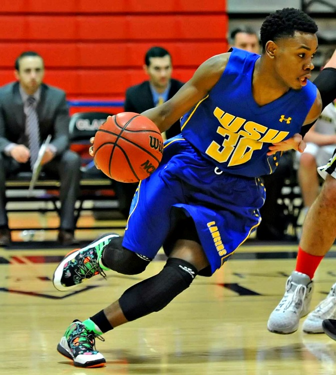 Bilal Shakir leads Worcester State with 15.1 points per game through Jan. 15.