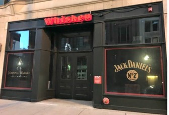 Whiskey hookah and cigar lounge, 316 Main St.