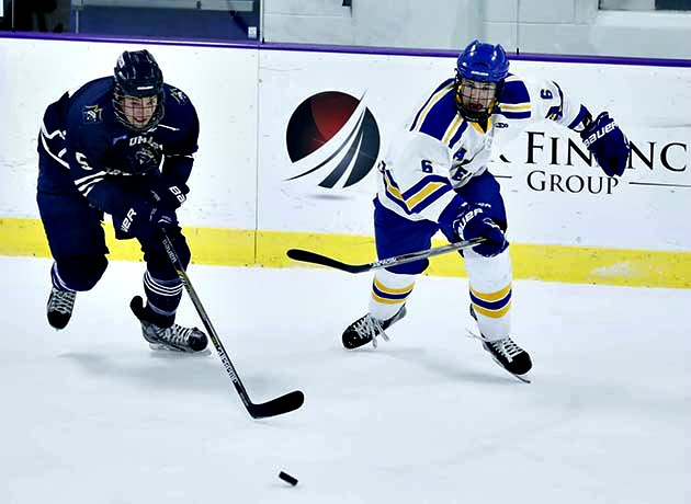 Worcester State hockey plays host to Westfield State 8:30 p.m., Thursday, Jan. 21, at Holy Cross' Hart Center.