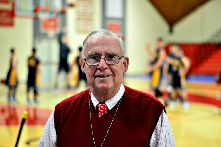 Bill Gibbons Sr. is glad to be back involved with local scholastic basketball and tennis.