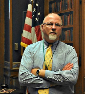 City Clerk David J. Rushford