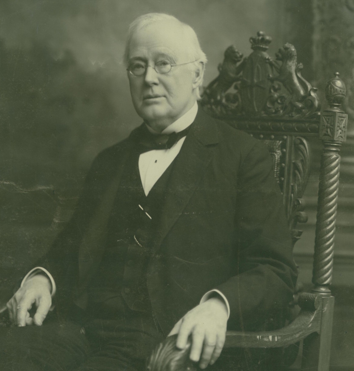 George Frisbee Hoar