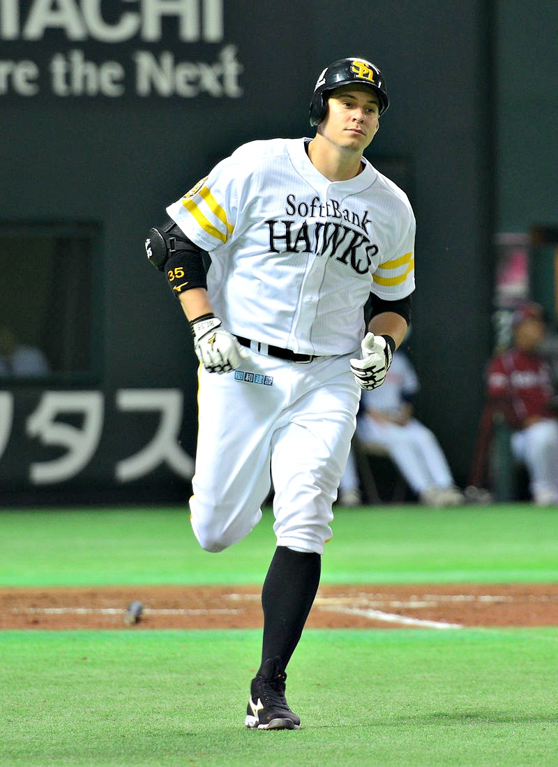 Bryan LaHair, the former Holy Name star and 2012 NL all-star with the Chicago Cubs, hit 16 homers for the Fukuoka SoftBank Hawks in 2013, his lone season in Japan.