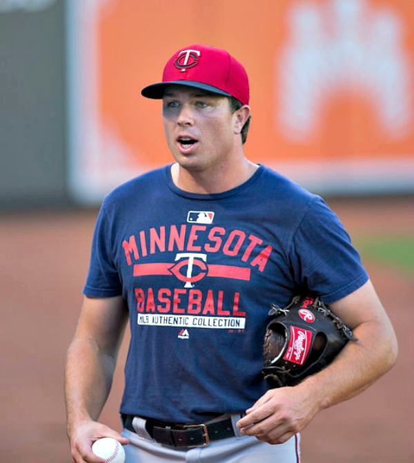 Ryan O'Rourke is close to making his first big-league Opening Day roster.