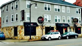 The Pint plans a May opening at 58 Shrewsbury St., former home to Scorz sports bar (and Allgo lounge before that).