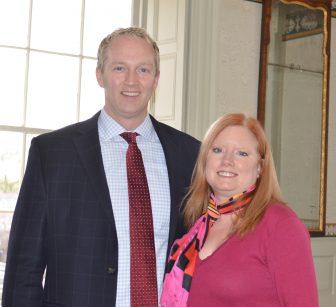 Michael and Coreen Gaffney