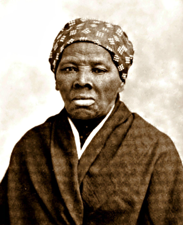 Harriet Tubman in 1895
